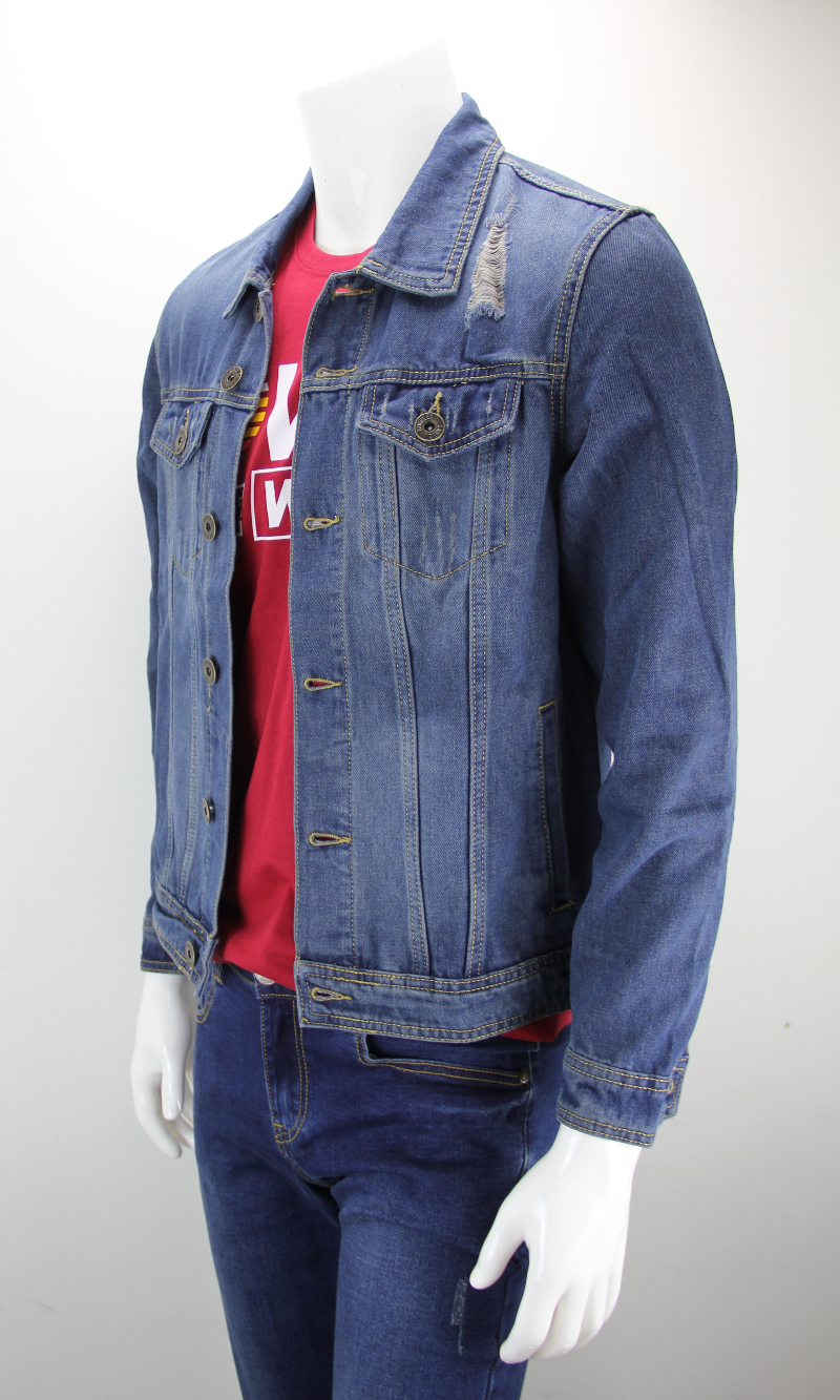 GOGGLES Men's Denim Jacket 090171
