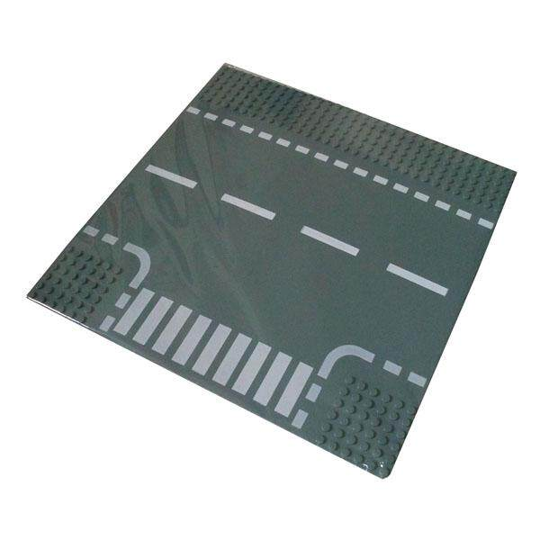 Road BASE PLATE City T-Junction