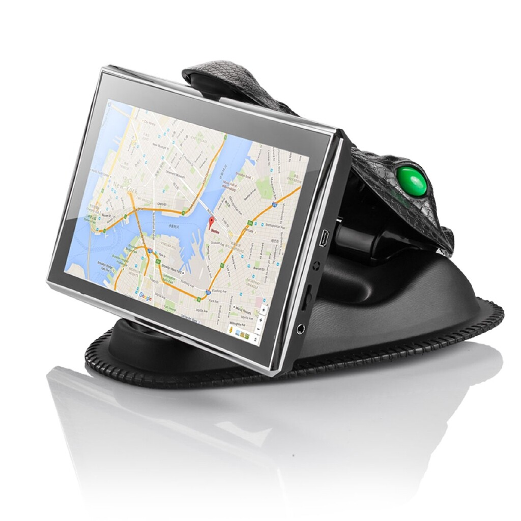 Phone Holder & Stand - Universal Car Dashboard Mount Friction Phone Holder Stand For Cell Phones - Cases Covers
