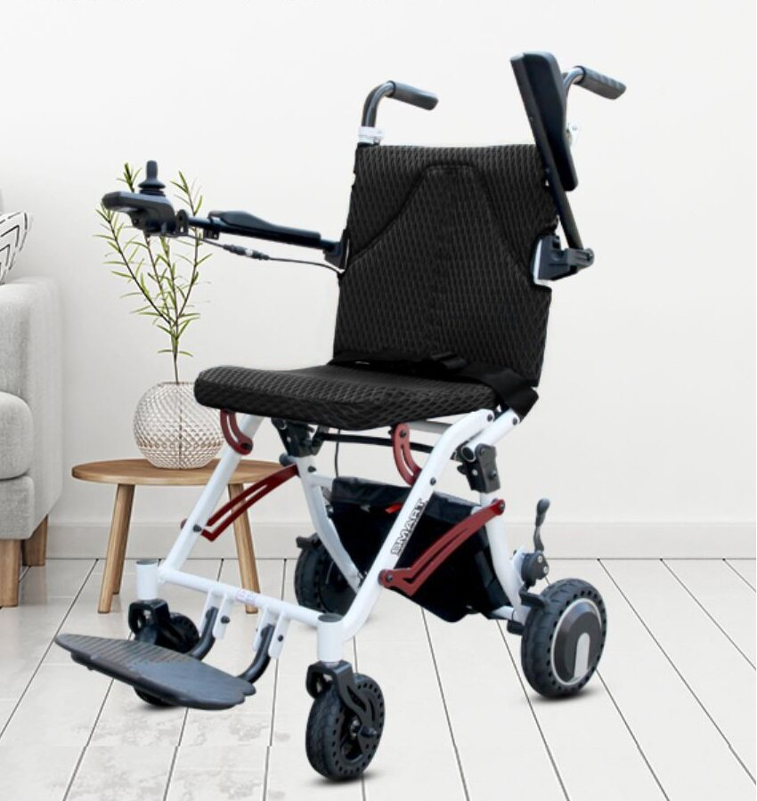 Dayang DY 01108L Electric Wheelchair
