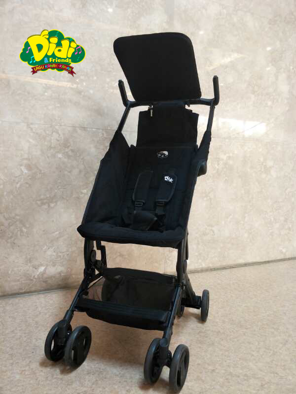 Didi and Friends Special Limited Edition Portable Pockit Baby Stroller