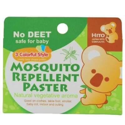 Hito Baby: Mosquito Repellent Patch 18pcs