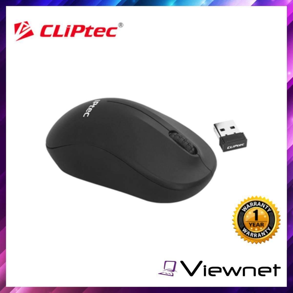 Cliptec wireless (RZS-853) Sparkle 2.4GHz Optical Mouse, 1200dpi, High Precision Optical, USB 2.0/1.1