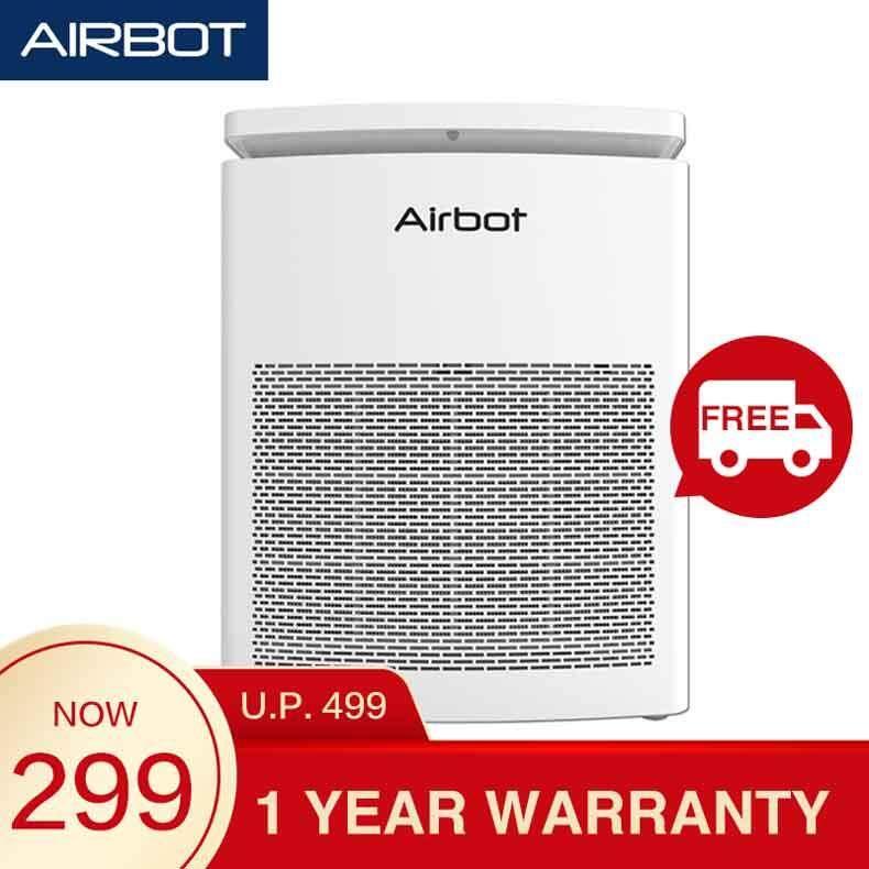 Airbot A1000 Air Purifier Active Charcoal Fibre Honey Comb HEPA Filter Core PM2.5 Remove Ionizer Air Circulator Fan Conditioner