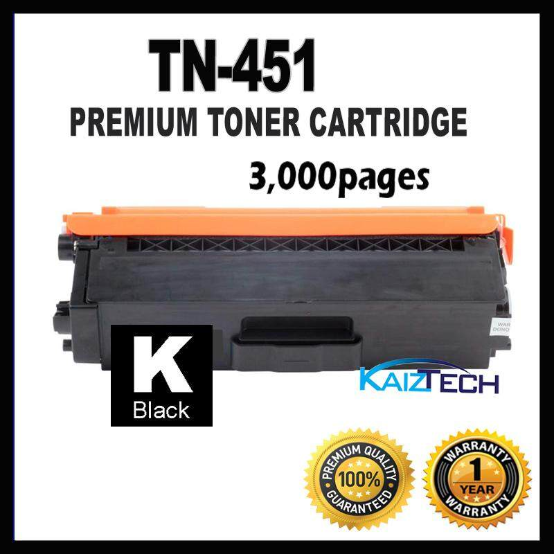 Brother TN-451 / TN451 Compatible Toner Cartridge - Brother HL-L8260CDN / HL-L8360CDW / MFC-L8690CDW / MFC-L8900CDW Printer