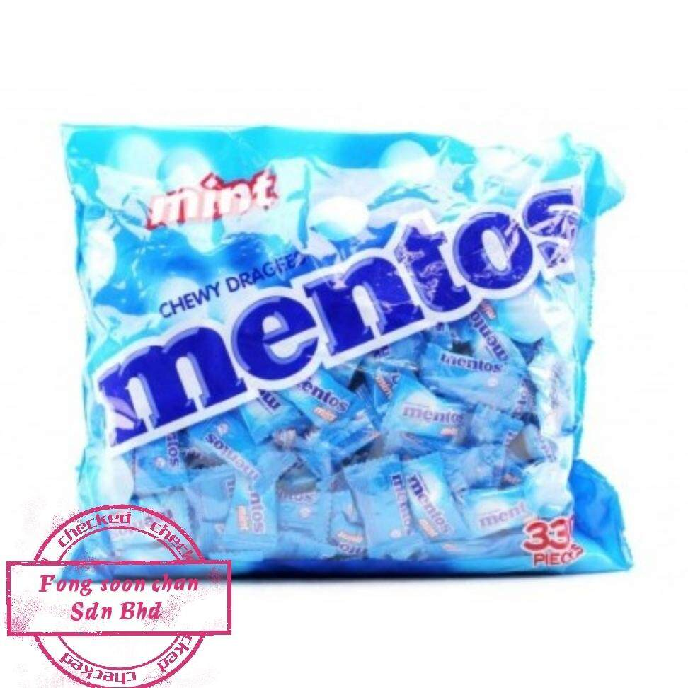 [FSC] Mentos Mint Chewy Candy 330pieces