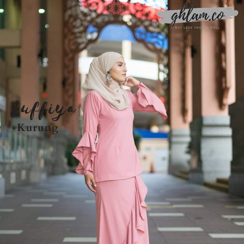 New Collection Baju Kurung Moden Baju Raya Perempuan Raya2020 Terkini