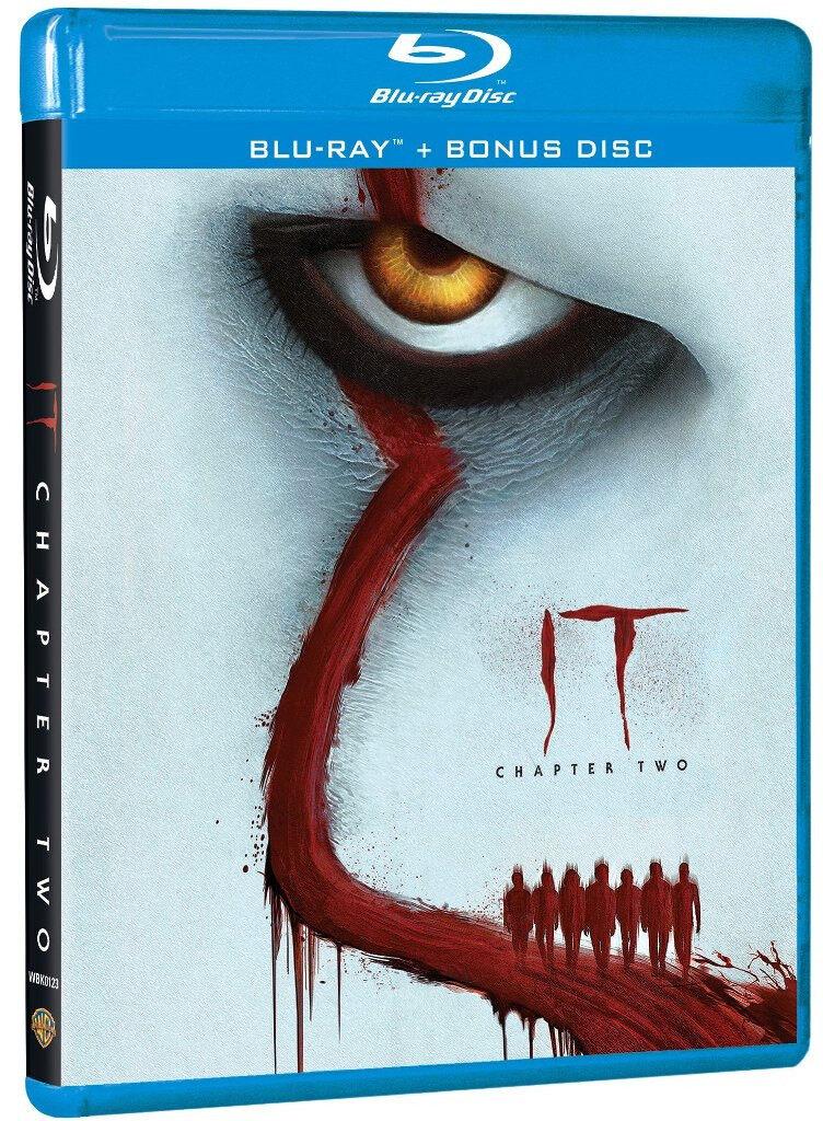 English Movie IT Chapter 2 (Blu-ray + Bonus Disc)