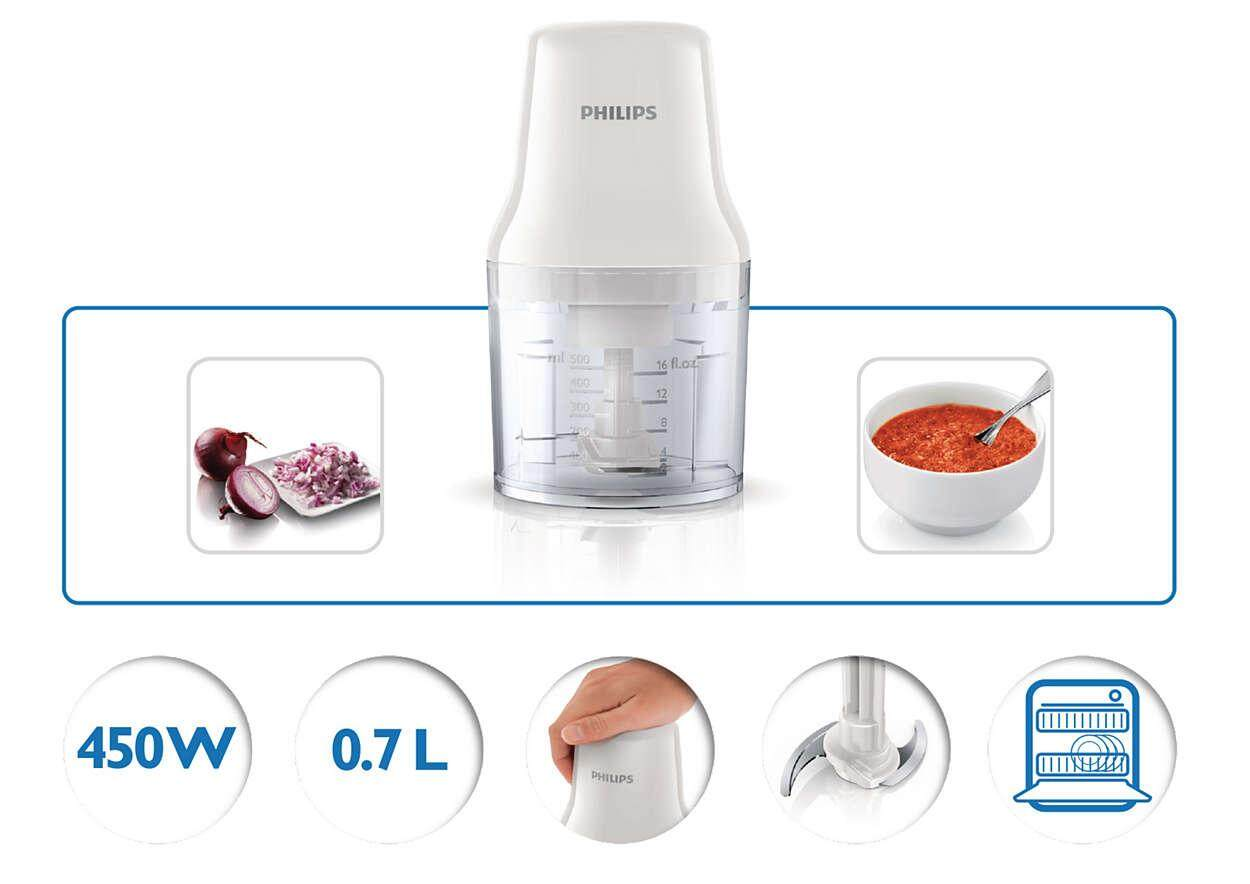 Philips Daily Collection Chopper HR1393 (HR1393/01)