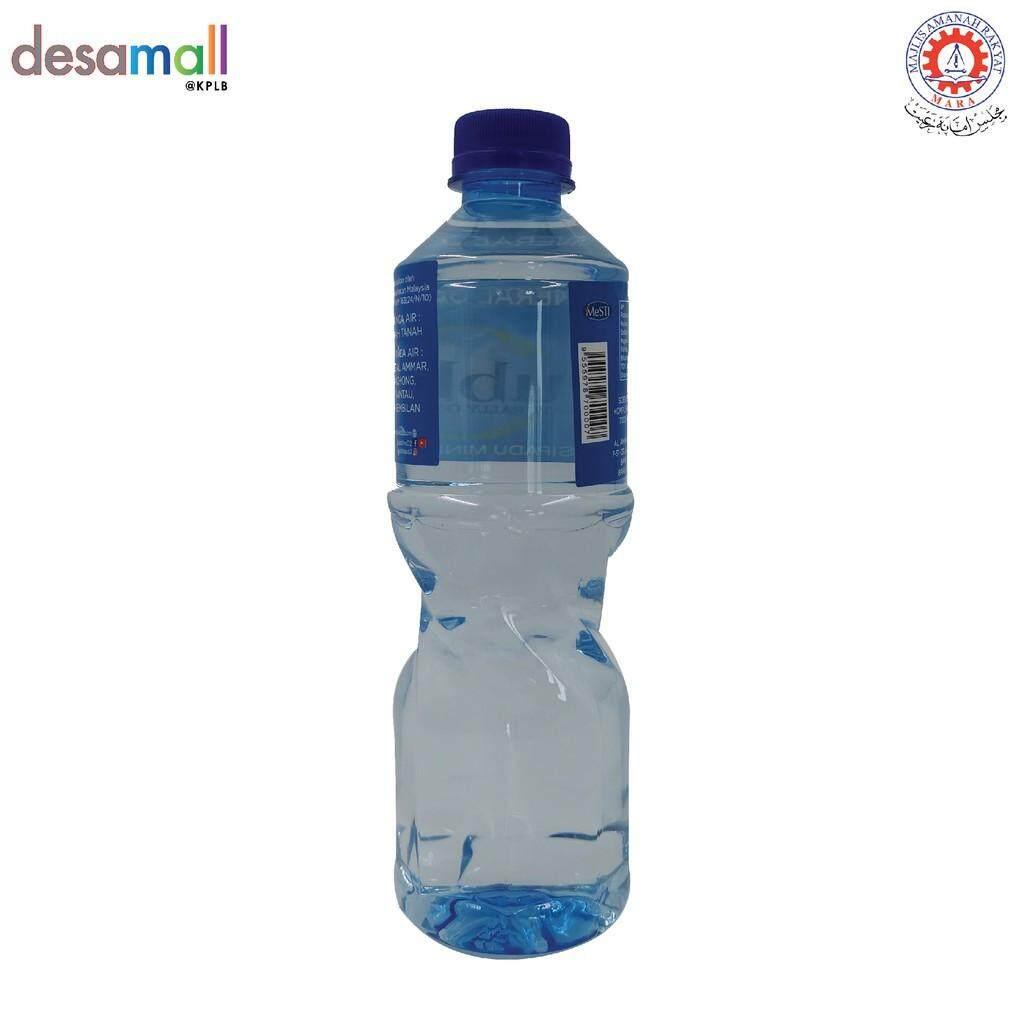 Bubbles O2 Air Mineral Semula Jadi (500ml)