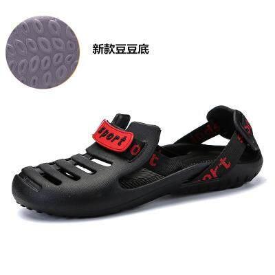 (Pre Order ETA End Feb 2021 CNY Break)(Pre Order ETA 14/2)Korean Style Men Sandal Collection 356E- 9098