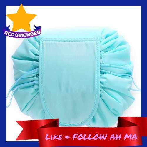 Best Selling Drawstring Cosmetic Bag --- 68 * 56cm (Light Blue)