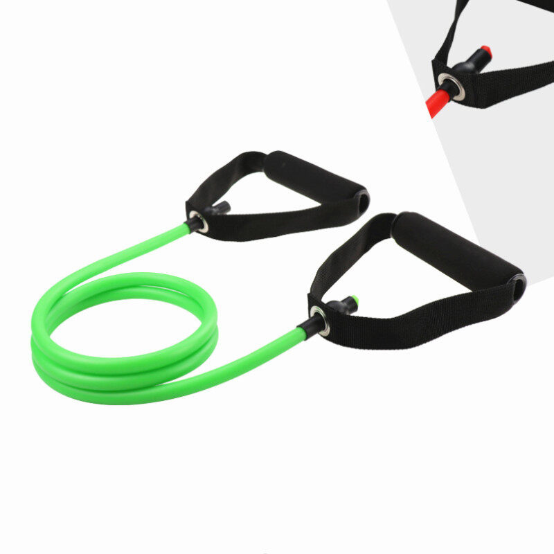 Yoga Pull Rope Elastic Resistance Bands Fitness Exercise Tube Practical Training Rubber Tensile Expander 15991943