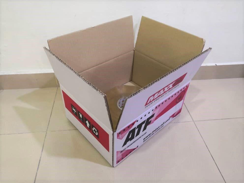 10pcs Printed Carton Boxes (L384 X W297 X H182mm)