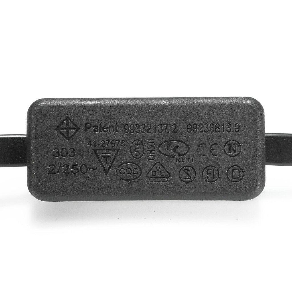 16 Pin M/F Male to Female OBD2 Cord Extension Diagnose Cable - Automotive