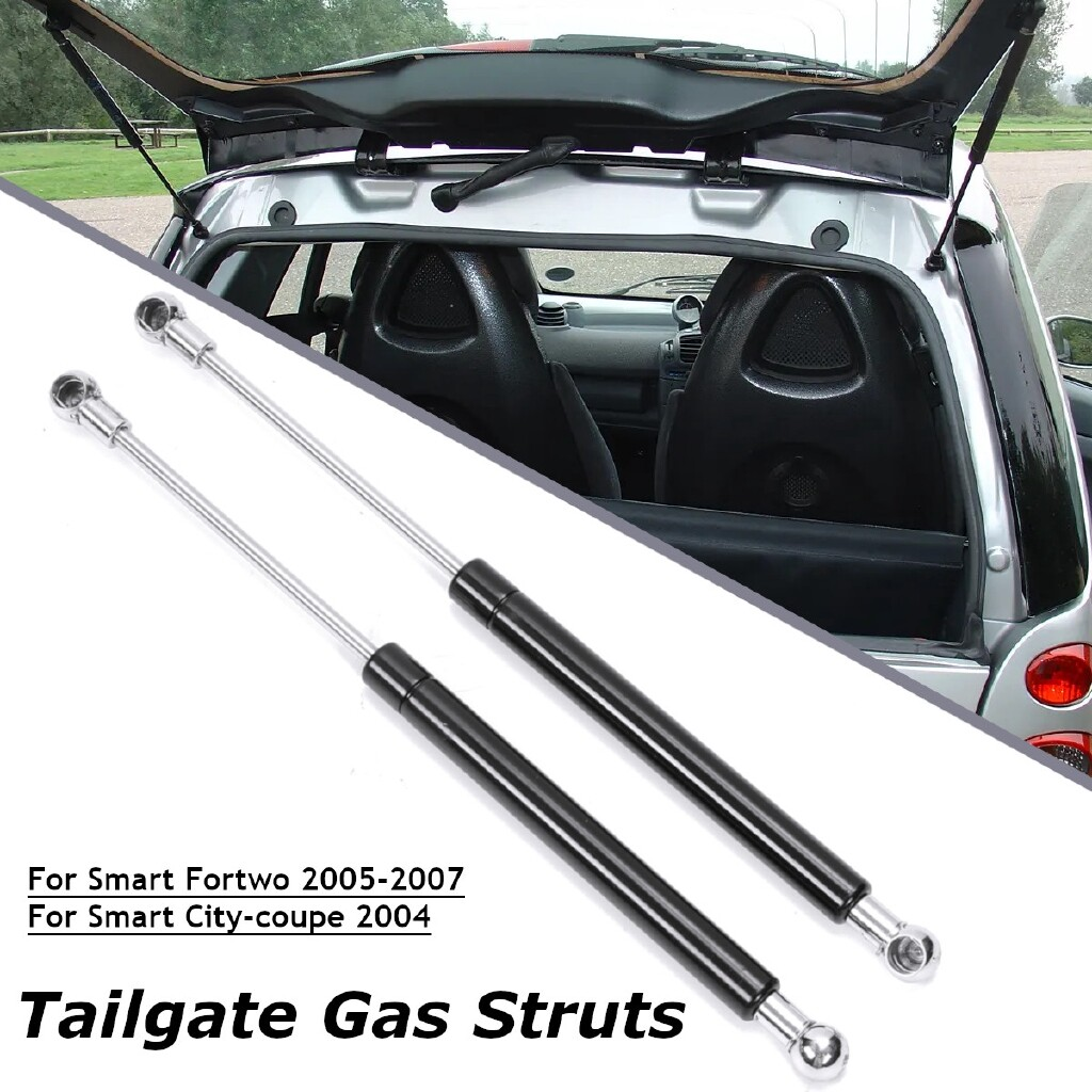 Automotive Tools & Equipment - Car Rear Tailgate Trunk Shock Strut Struts Gas Spring For Smart Fortwo 2005-2007 - Car Replacement Parts