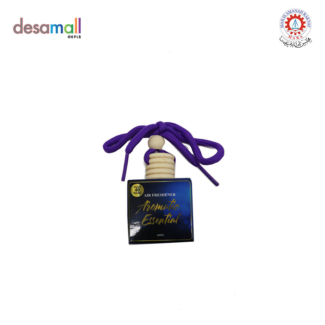 IMAN CHANTEQ Air Fresher Aromatic Essential Vanila (10ml)