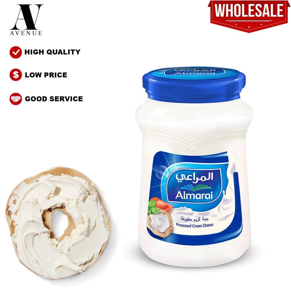 Almaraei Cream Cheese Spread 900g المراعي جبن كريم مطبوخة Almarai