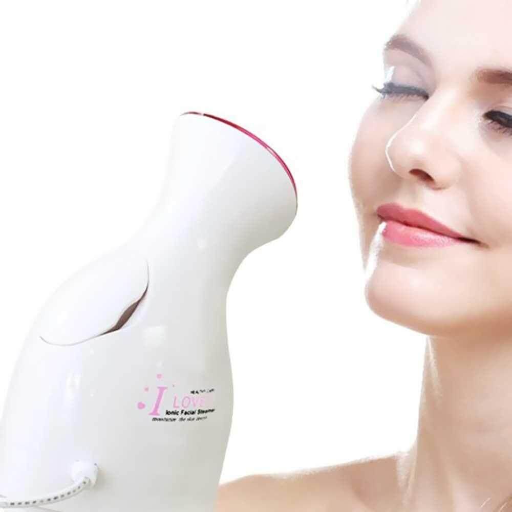 SKG Premium Warm Mist Nano Ionic Facial Sauna System