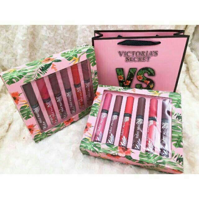 FREE GIFTVS Velvet Matte 12 Pcs Set lipstick