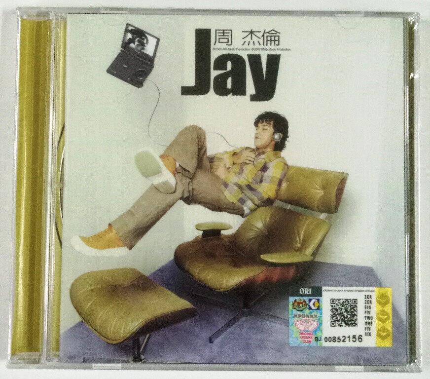 Jay Chou Jay CD