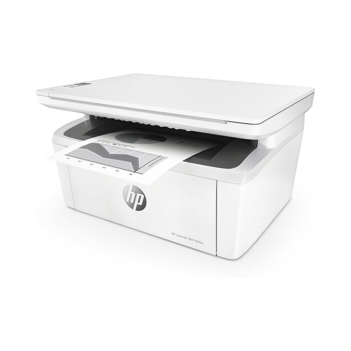HP LASERJET PRO MFP M28W PRINTER PRINT, SCAN, COPY, WIRELESS 3 Years Onsite Warranty with 1-to-1 Unit exchange **NEED TO ONLINE REGISTER**