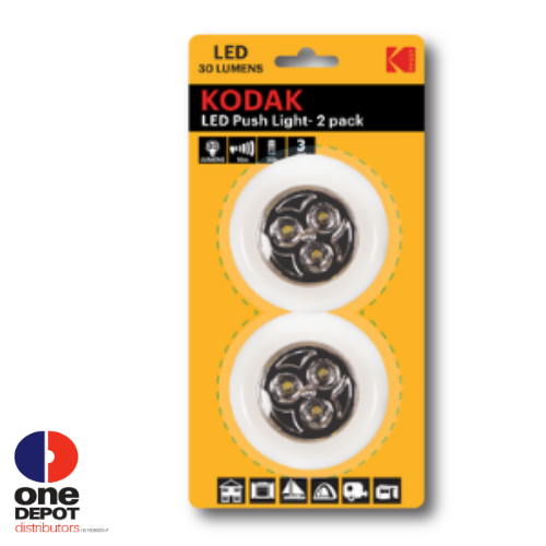 KODAK LED Push Light