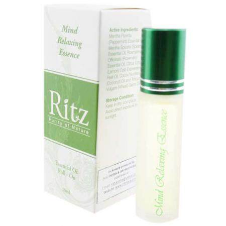 RITZ THERAPEUTIC OIL 15ML [MIND RELAXING ESSENCE]