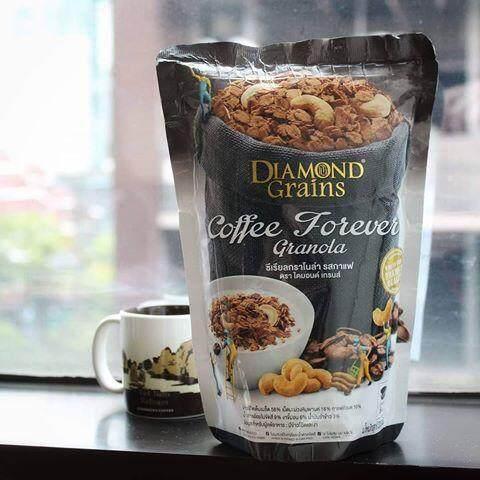 Diamond Grains Coffee Forever Granola 220g