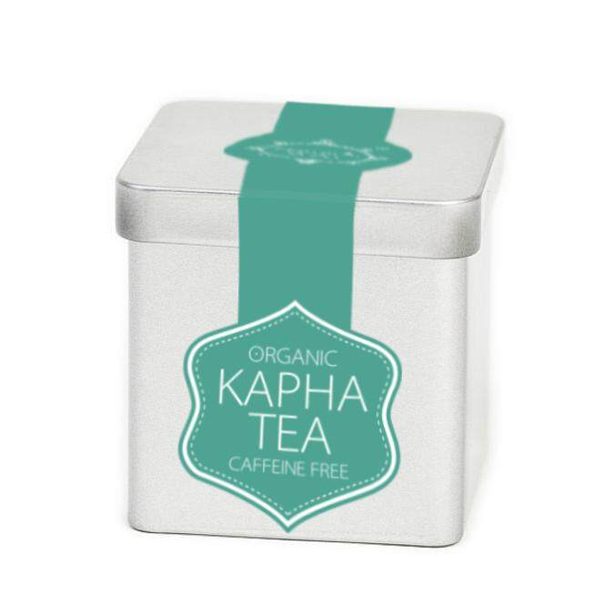 Nature's Veda Invigorating Herbal Tea  Organic Kapha Tea Caffeine Free 15 Bags