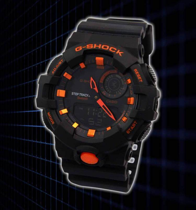 New Arrival Sport collection Casio_G_SHOCK_Dual Time Display Watch For Men and women