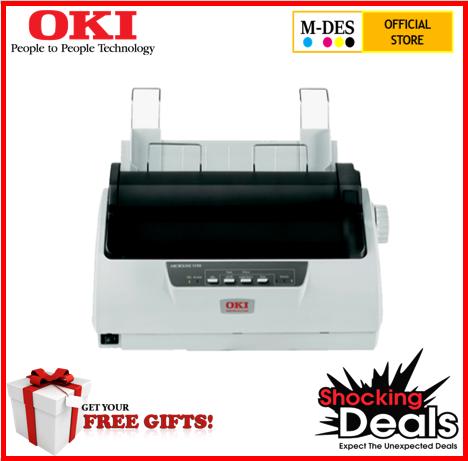 OKI MicroLine ML1190 Plus Dot Matrix Printer