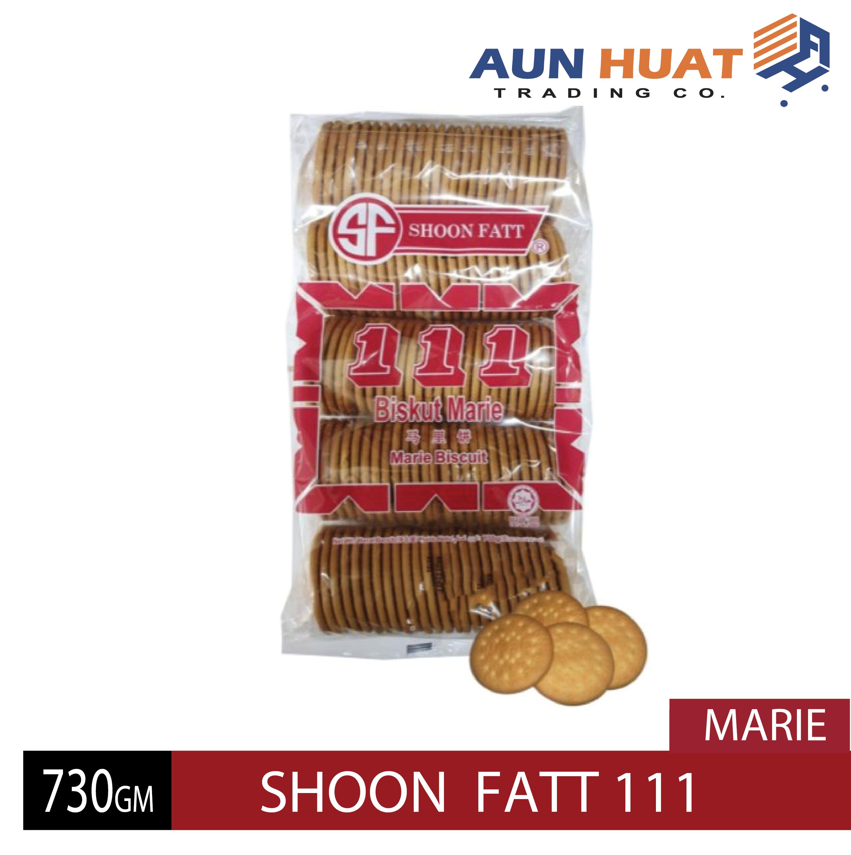 BISKUT MARIE 111 SHOON FATT 730GM