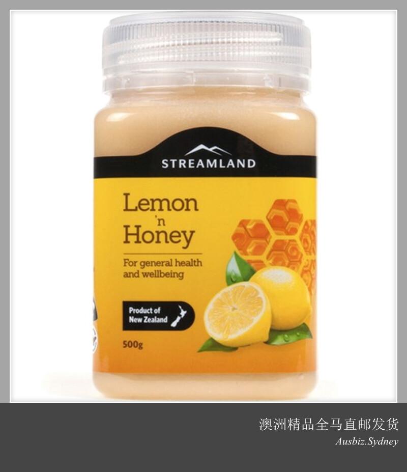 [Pre Order] Streamland-Lemon n Honey ( 500g ) (Made In Australia)