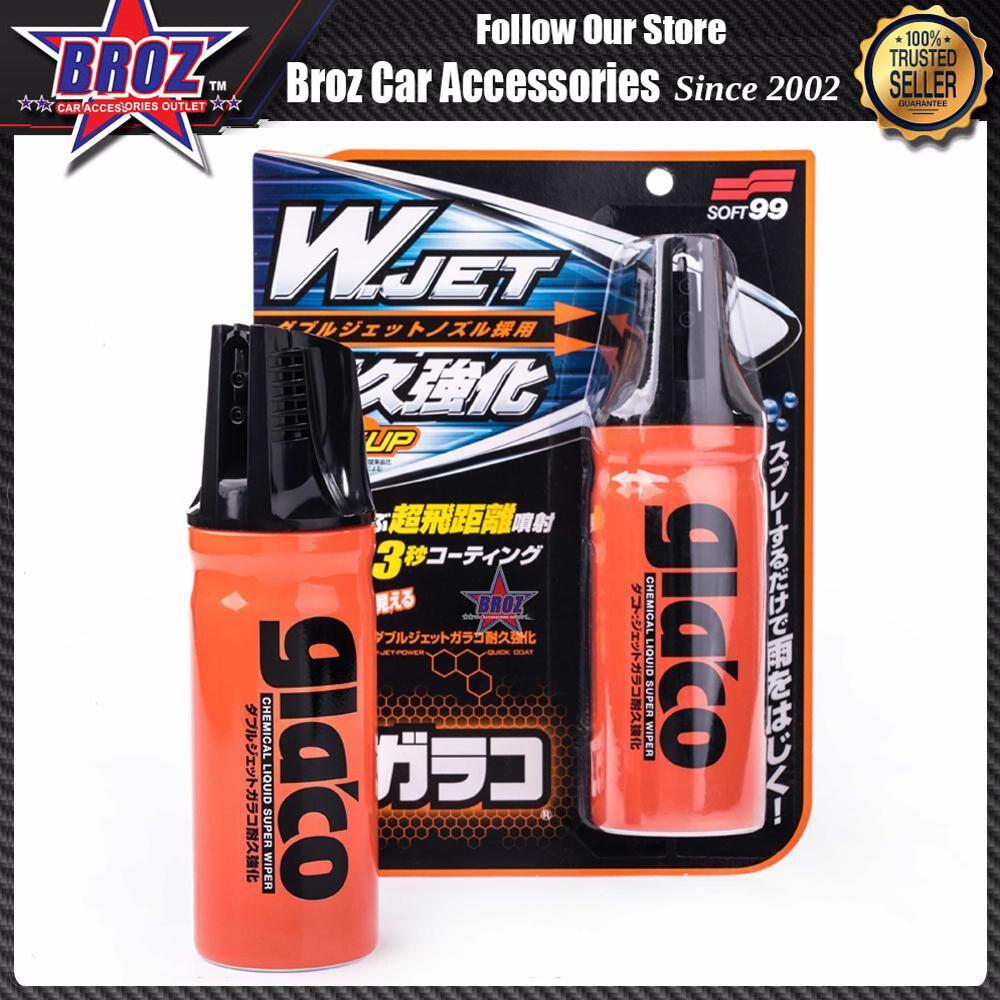 Broz Soft 99 / Soft99 Glaco  W  Jet Strong