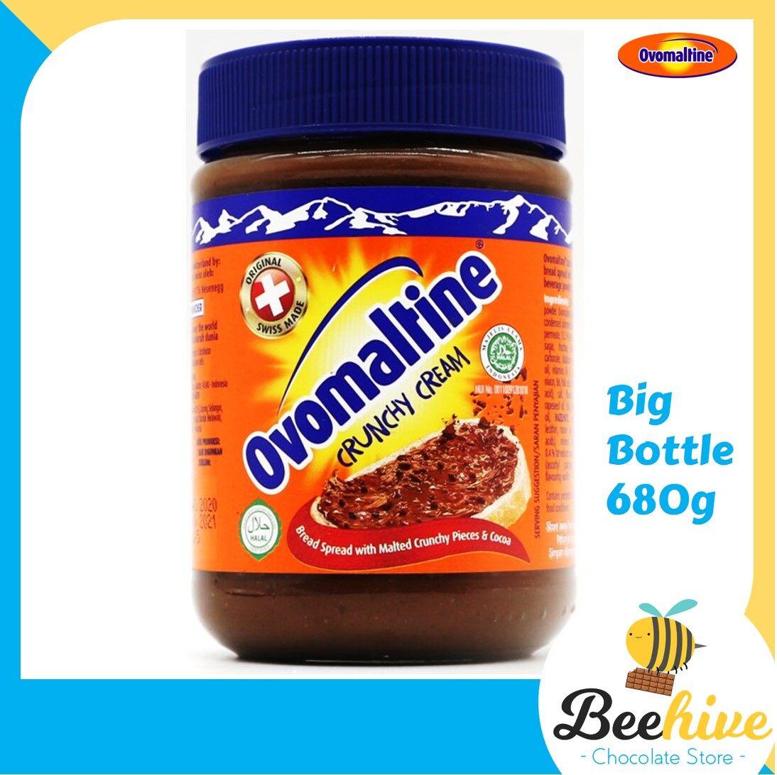Ovomaltine Chocolate Spread 680g [Halal]