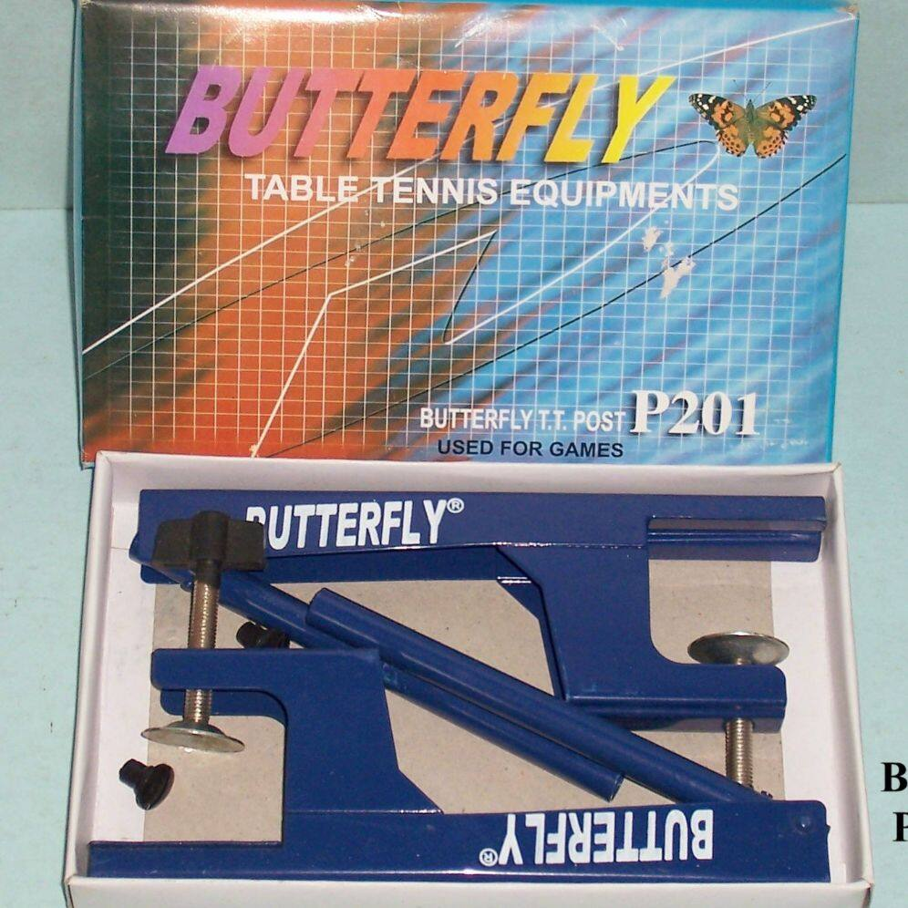 BUTTERFLY P201 TABLE TENNIS POST x 1set