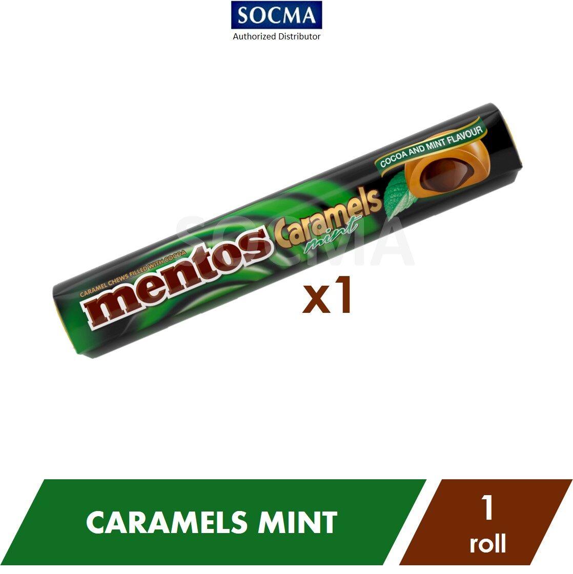Mentos Caramel Mint 37G [1]
