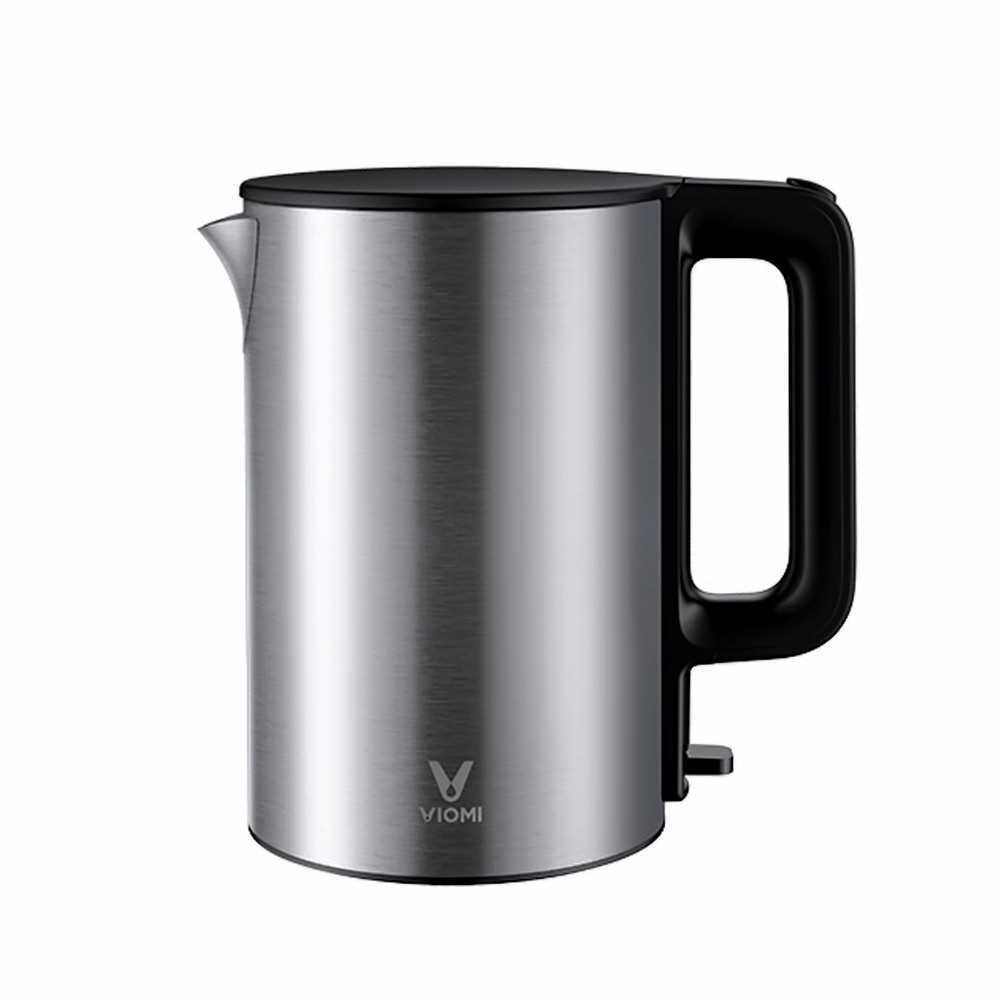 Best Selling Xiaomi Viomi Electric Kettle 304 Stainless Steel Water Kettle Heating Pot Teapot Fast Boiling 1.5L 1800W 220V (Standard)