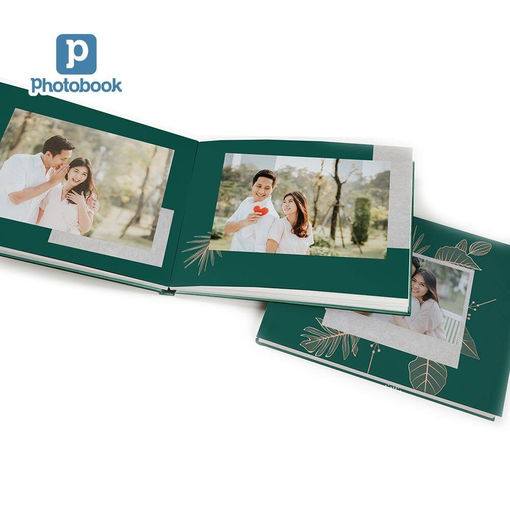 "[e-Voucher] Photobook Malaysia 14"" x 11"" Large Landscape Imagewrap Premium Lay Flat Photobook, 22+2 Pages"