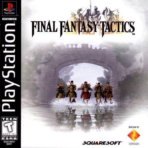 PS1 Final Fantasy Tactics