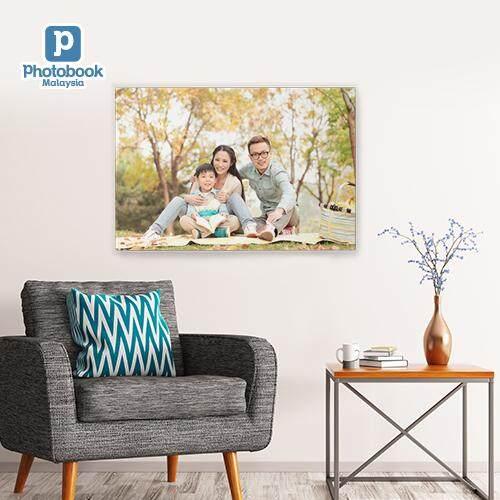 """[e-Voucher] Photobook Malaysia 12"""" x 18"""" Personalised Portrait/Landscape Canvas Air"""