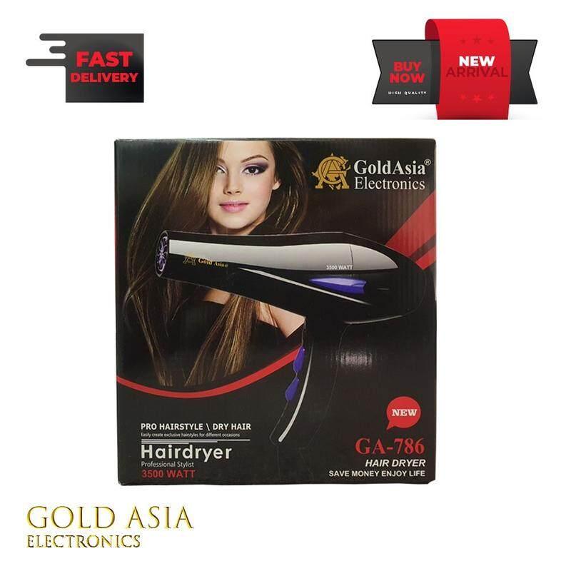 Gold Asia Pro Hair style / Hairdryer 3500 Watt