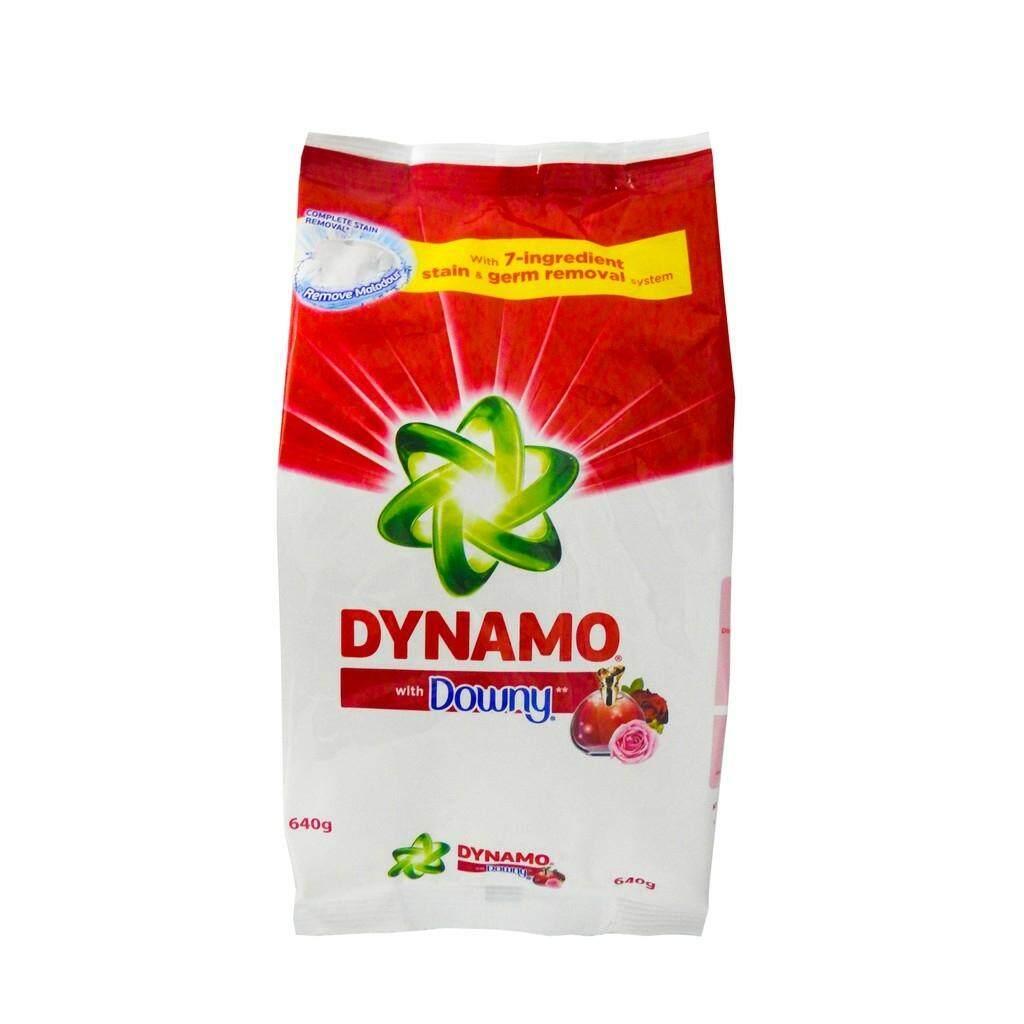Dynamo Powder Detergent Downy (640g) READY STOCK