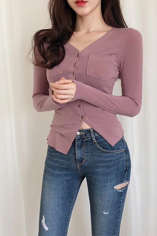JYS Fashion Korean Style Women Long Sleeve Top Collection 533-6860