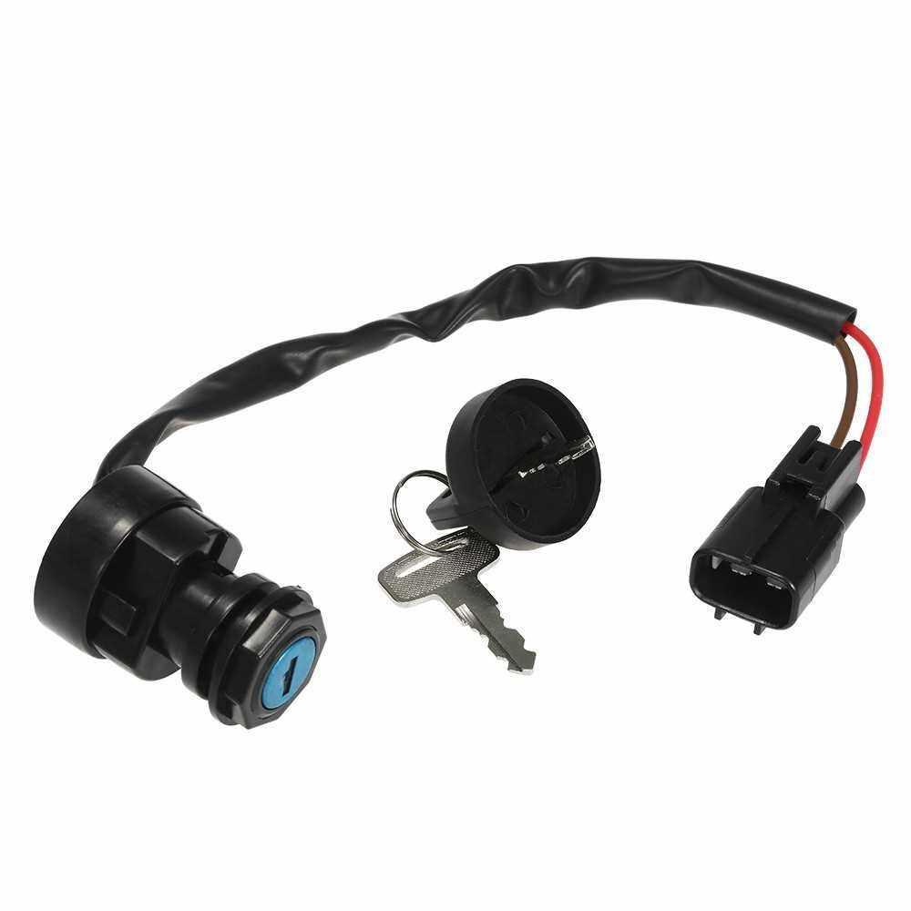 Ignition Key Switch for YAMAHA RAPTOR 700 YFM700R YFM 700R 2009-2016 (Standard)