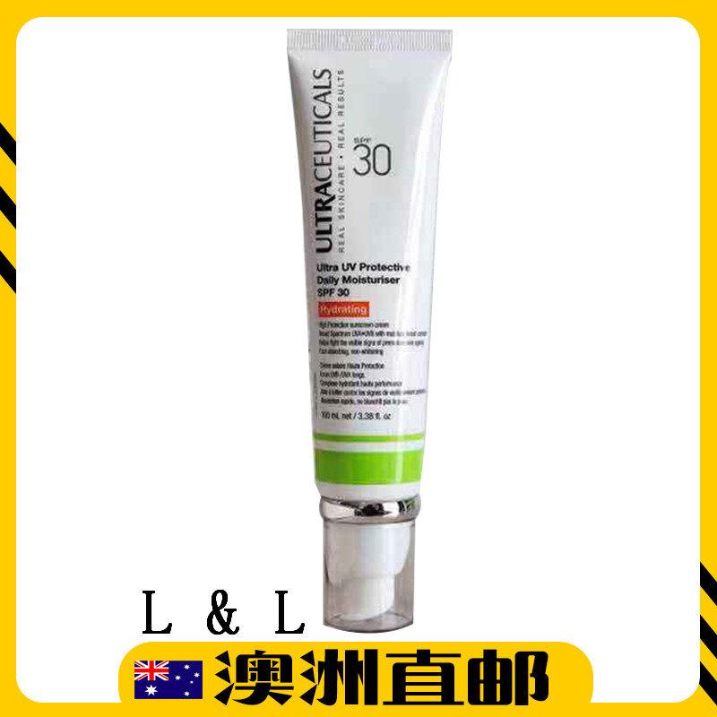 [Pre Order] Ultraceuticals Ultra UV Protective Daily Moisturiser SPF 30 Hydrating ( 100ml ) (Made in Australia)