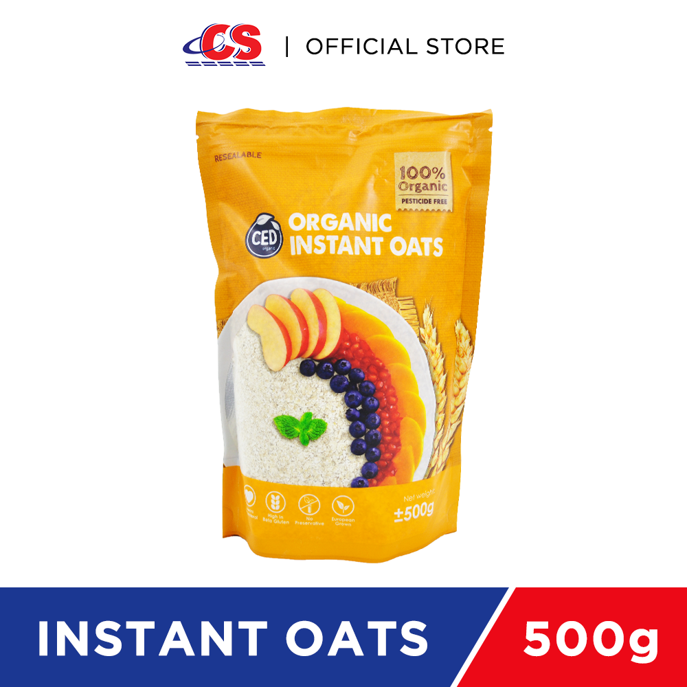CED ORGANIC Instant Oat 500g