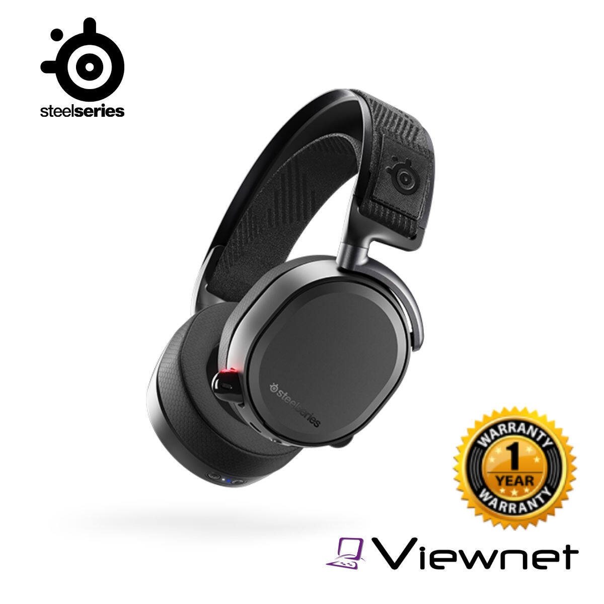 Steelseries Arctis Pro (RGB) Headset with Game DAC
