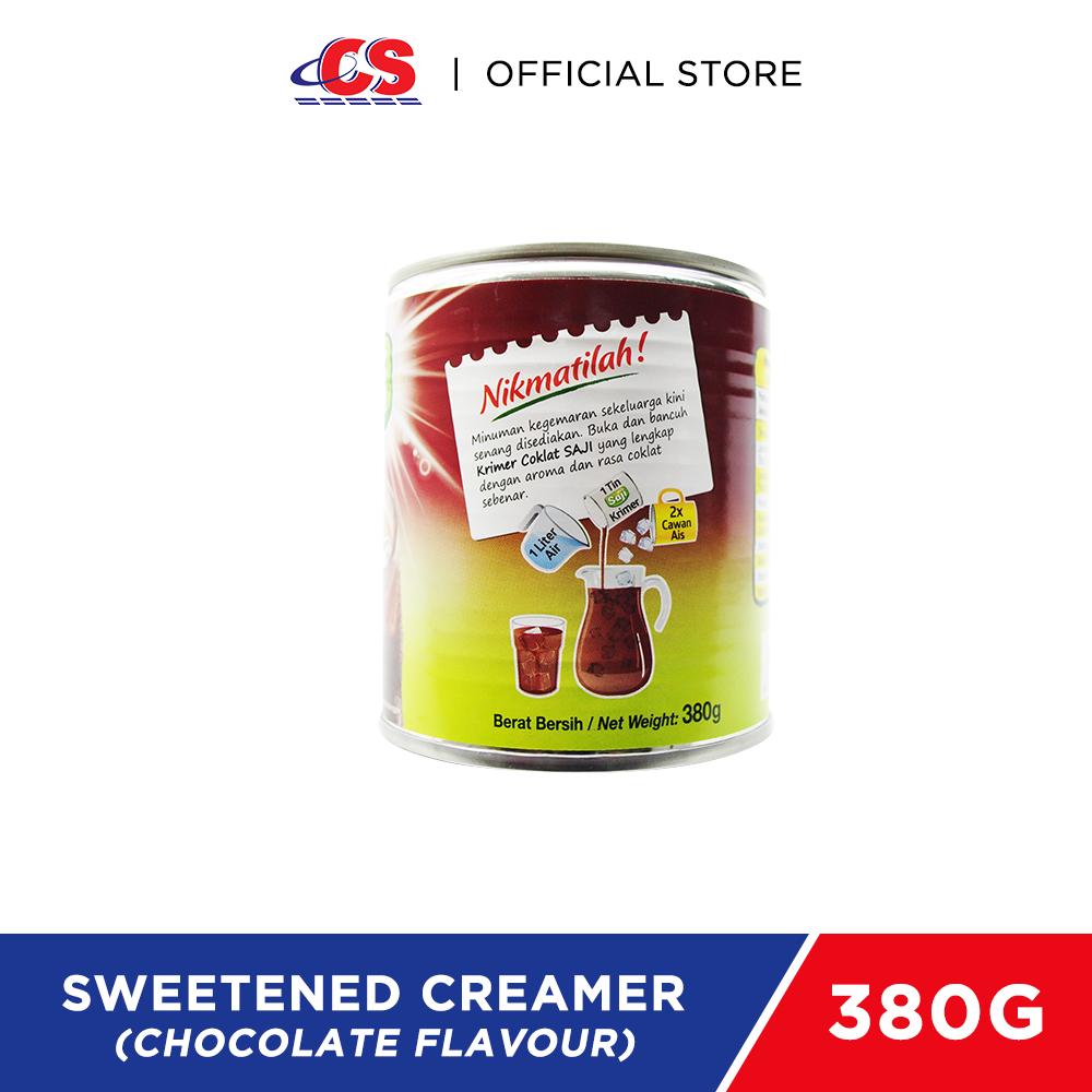 SAJI Chocolate Sweetened Creamer 380g